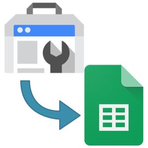 Search Analytics for Sheets icon