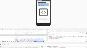 Chrome DevTools screenshot